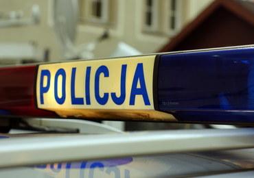 Pościg w Pruszczu Gdańskim. Policja użyła broni