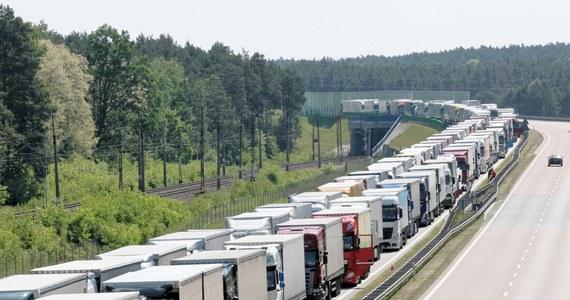 Zablokowana autostrada A2 między węzłami Skierniewice w woj. łódzkim i Wiskitki w woj. mazowieckim. Zapaliła się tam ciężarówka. Wysypało się z niej 20 ton paszy.