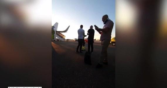 Chwile grozy przeżyli pasażerowie lotu z Prisztiny do Bazylei, gdy samolotem bułgarskich linii lotniczych wstrząsnęły silne turbulencje. 10 osób zostało przewiezionych do szpitala.