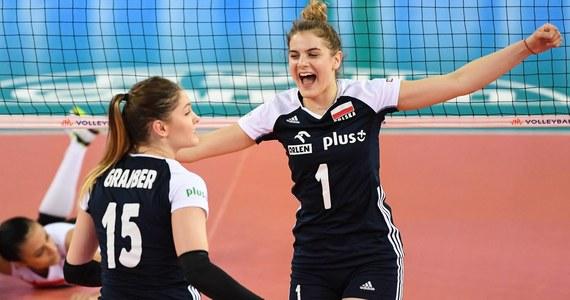 Polskie siatkarki pokonały w koreańskim Boryeong Japonię 3:1 (25:23, 25:23, 19:25, 25:22) w pierwszym meczu piątego turnieju Ligi Narodów. Jeśli wygrają dwa ostatnie spotkania - z Dominikaną i zespołem gospodarzy - awansują do Final Six.