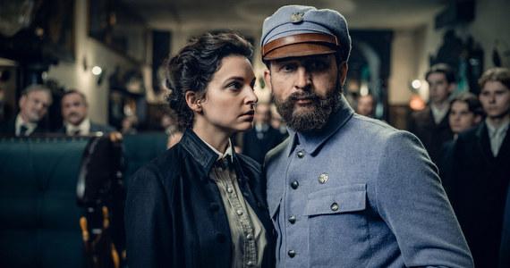 """13 września w kinach pojawi się film Michała Rosy """"Piłsudski"""". Tytułową rolę zagra Borys Szyc."""
