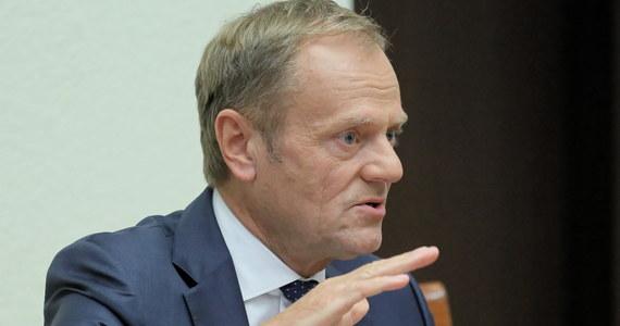 Szef Rady Europejskiej Donald Tusk przyznał na zamkniętym spotkaniu z szefami grup politycznych PE, że prawdopodobnie nie dojdzie do porozumienia w sprawie najważniejszych unijnych stanowisk na szczycie UE po koniec tego tygodnia - ustaliła dziennikarka RMF FM Katarzyna Szymańska-Borginon.