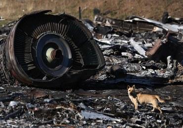 Zestrzelony boeing nad Ukrainą. Zarzuty zabójstwa dla czterech osób