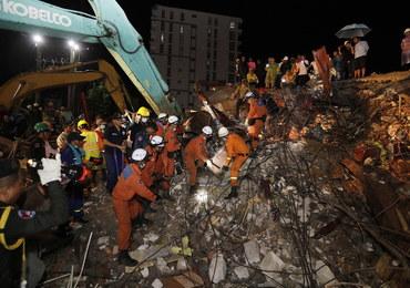 Kambodża: Runął sześciopiętrowy budynek – wzrasta liczba ofiar