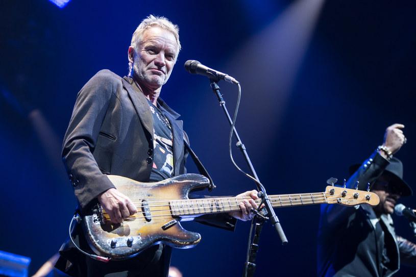"""W ramach promocji składankowej płyty """"My Songs"""" 2 listopada Sting zaprezentuje swoje największe przeboje w Tauron Arenie Kraków."""