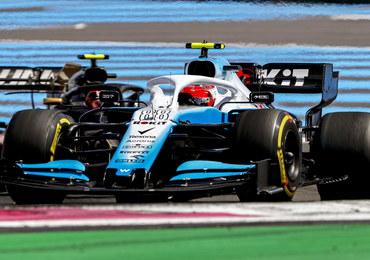 F1: Rekordowy pit stop Roberta Kubicy