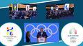 Zimowe igrzyska olimpijskie 2026 w Mediolanie i Cortinie d'Ampezzo. Szalona radość Włochów. Wideo