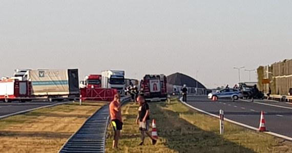 Z poważnym utrudnieniami na autostradzie A1 na wysokości Włocławka w woj. kujawsko-pomorskim musieli liczyć się o poranku kierowcy. Doszło tam do dwóch wypadków.