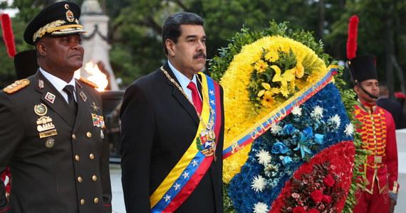 Rząd Wenezueli udaremnił próbę wojskowego zamachu stanu, mającego na celu zamordowanie prezydenta Nicolasa Maduro - poinformował w środę wenezuelski minister komunikacji Jorge Rodriguez. Według niego do przewrotu miało dojść dwa lub trzy dni temu.