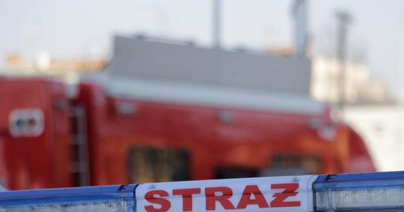 Jedna osoba zginęła, dwie zostały ranne po zawaleniu się ściany i stropu na budowie domu jednorodzinnego w Łupowie koło Gorzowa Wielkopolskiego.
