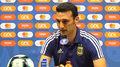Copa America. Trener Argentyny: Jesteśmy pewni siebie. Wideo