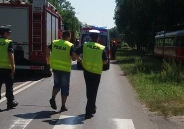 Areszt dla motocyklisty z Sosnowca, który potrącił śmiertelnie kobietę