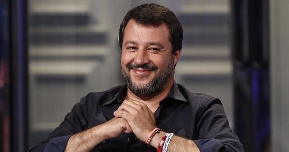 Wicepremier Włoch, szef MSW Matteo Salvini oświadczył, że rząd w Rzymie nie poprze kandydatury obecnego wiceprzewodniczącego Komisji Europejskiej Fransa Timmermansa na szefa tej unijnej instytucji.