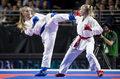 Igrzyska europejskie. Banaszczyk odpadła w eliminacjach karate 55 kg