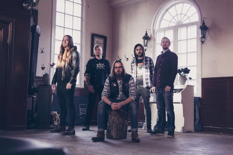 Szwedzi z In Mourning szykują się do premiery piątego albumu.