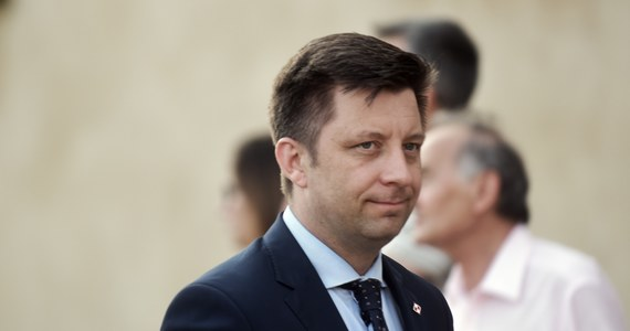 Michał Dworczyk: Opozycja umywa ręce w sprawie szefa NIK