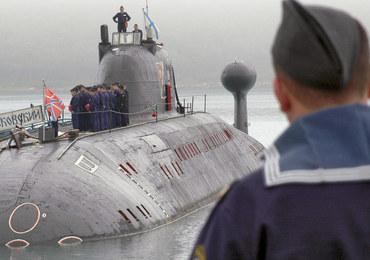 Rosja: Pożar na okręcie podwodnym. Nie żyje 14 marynarzy
