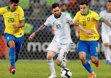 Messi nie pomógł. Brazylia w finale Copa America