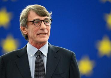 David Sassoli szefem Parlamentu Europejskiego. Kim jest?