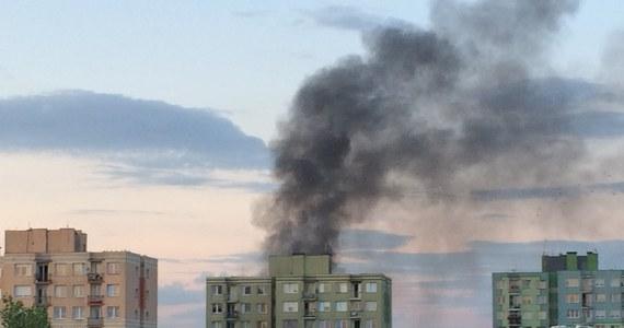 Wybuch gazu i pożar w bloku przy ulicy Wyszyńskiego w Zielonej Górze. Inspekcja nadzoru budowlanego sprawdza, jak poważne są zniszczenia w budynku. Informację o zdarzeniu dostaliśmy na Gorącą Linię RMF FM.