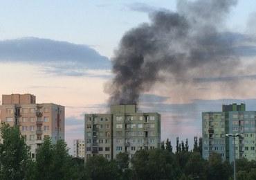 Zielona Góra: Wybuch gazu w bloku przy ulicy Wyszyńskiego