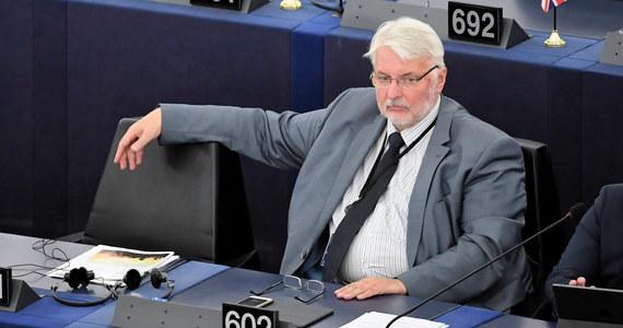 """""""Nie wiem, dlaczego Polska poparła deklarację z 17 maja, otwierającą Rosji drogę do przywrócenia prawa głosu w Radzie Europy. Być może stoi za tym jakaś nowa polityka?"""" - mówi były minister spraw zagranicznych Witold Waszczykowski w rozmowie z Onetem."""