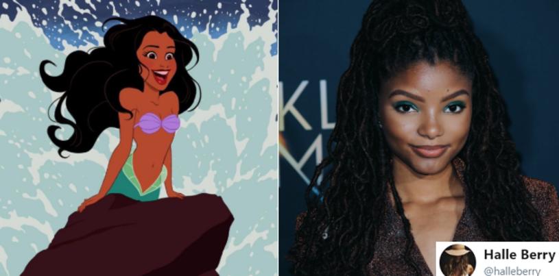 """Disney znalazł odtwórczynię roli Arielki w aktorskiej wersji """"Małej syrenki"""". Została nią Halle Bailey, piosenkarka R&B związana z duetem muzycznym Chloe x Halle. Będzie to jej debiut aktorski."""