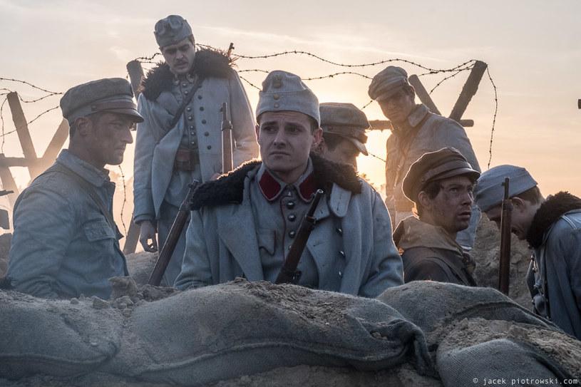 """Najkrwawsza polska bitwa I wojny światowej w filmie """"Legiony ..."""