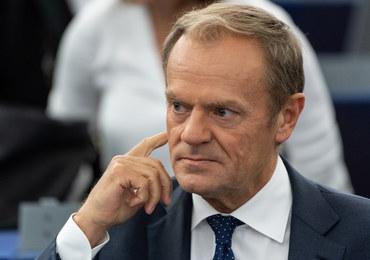 """Tusk wypomina socjalistom złamanie zobowiązania ws. """"geograficznej równowagi"""" w UE"""