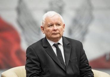 Kaczyński reaguje na ustalenia RMF FM. Chodzi o spotkanie polityków PiS z Philip Morris Polska