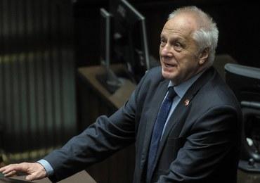 Niesiołowski: Nie będę już kandydował w wyborach