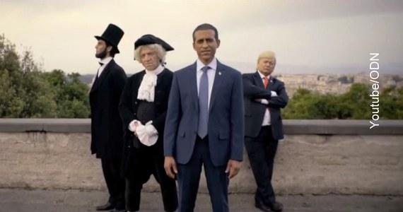Kontrowersyjna reklama promująca loty do Waszyngtonu została usunięta przez linie lotnicze Alitalia. To konsekwencja fali krytyki, która spadła na firmę po tym, jak do zagrania roli Baracka Obamy zatrudniła Tunezyjczyka.
