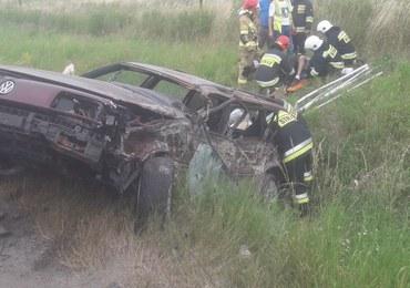 Małopolska: Poważny wypadek na trasie DK 94
