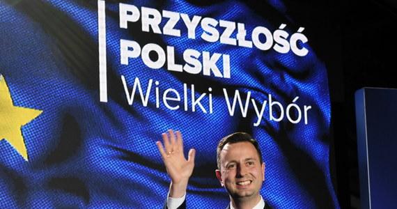 Do wyborów parlamentarnych proponujemy dwa bloki - lewicę i umiarkowane centrum; jeden blok nie jest w stanie pokonać obecnie rządzących - mówił na wstępie sobotniego posiedzenia Rady Naczelnej PSL prezes partii Władysław Kosiniak-Kamysz.