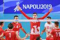 Uniwersjada: Polska - Francja 3:0 w meczu siatkarzy