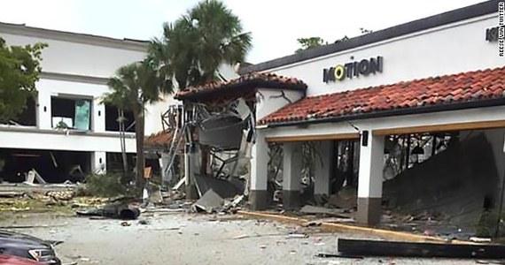 Co najmniej 20 osób zostało rannych w wybuchu gazu, do którego doszło w centrum handlowym w mieście Plantation na Florydzie. Stan dwóch rannych lekarze oceniają jako krytyczny.