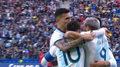 Argentyna - Chile 2-1 w meczu o 3. miejsce Copa America - skrót meczu. Wideo
