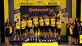 Tour de France. Zespół Jumbo-Visma nie dał szans rywalom w drużynowym etapie. Wideo