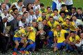 Brazylia - Peru 3-1 w finale Copa America. Wideo