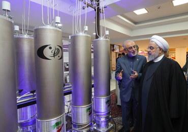 Iran rozpoczął wzbogacanie uranu do 4,5 proc.