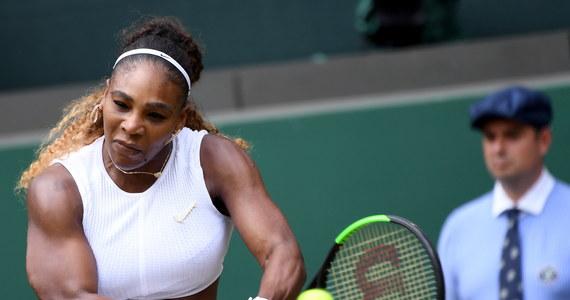 """Amerykańska tenisistka Serena Williams awansowała - po raz 14. w karierze - do ćwierćfinału Wimbledonu. Zdobywczyni 23 tytułów wielkoszlemowych w singlu pewnie pokonała Hiszpankę Carlę Suarez Navarro 6:2, 6:2. Swój mecz wygrał również Rafael Nadal. Hiszpan pokonał Portugalczyka Joao Sousę 6:2, 6:2, 6:2. Nadal po raz siódmy dotarł do czołowej """"ósemki"""" w londyńskiej imprezie."""