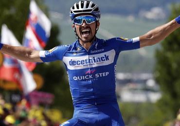 Tour de France: Alaphilippe wygrał trzeci etap i został liderem