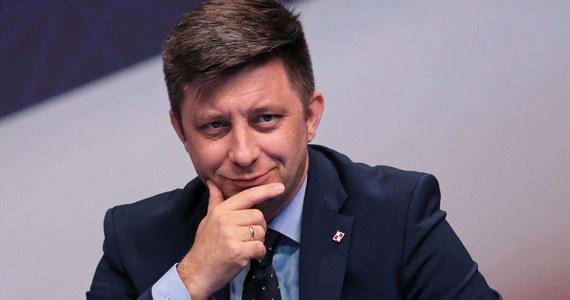 Projekt ustawy dotyczący powołania komisji badającej przypadki pedofilii będzie omawiany na posiedzeniu rządu za tydzień - przekazał szef Kancelarii Prezesa Rady Ministrów Michał Dworczyk. Jak zaznaczył, projekt ma następnie niezwłocznie trafić na lipcowe posiedzenie Sejmu.