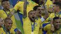 40. trofeum Daniego Alvesa. Rekordowy wyczyn Brazylijczyka. Wideo