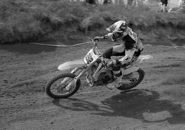 Łukasz Lonka nie żyje. Motocrossowy mistrz Polski miał 29 lat