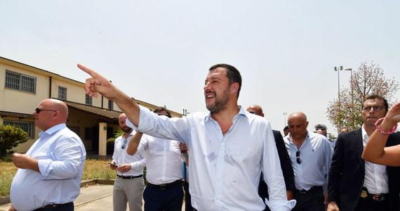 """""""Bliski współpracownik wicepremiera Włoch Matteo Salviniego przeprowadził w październiku w Moskwie potajemne rozmowy z Rosjanami o finansowaniu włoskiej partii Ligi"""" - pisze w środę amerykański portal BuzzFeed i ujawnia treść spotkania."""