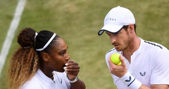Serena Williams i Andy Murray odpadli w 1/8 finału miksta w wielkoszlemowym Wimbledonie. W trzeciej rundzie amerykańsko-brytyjski duet tenisowy przegrał z najwyżej rozstawionymi Amerykanką Nicole Melichar i Brazylijczykiem Bruno Soaresem 3:6, 6:4, 2:6.