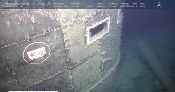 Morze Norweskie. Wrak radzieckiego okrętu podwodnego, który zatonął u wybrzeży Norwegii w 1989 r., emituje poziom promieniowania sięgający nawet 800 000 razy powyżej normalnego poziomu dla Morza Norweskiego, wynika z ekspertyz z Norweskiego Instytutu Badań Morskich.