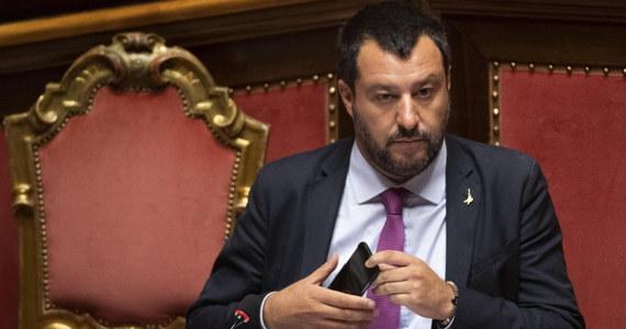 Prokuratura w Mediolanie wszczęła śledztwo w sprawie domniemanego finansowania Ligi Matteo Salviniego przez stronę rosyjską. Kilka osób już przesłuchano - ujawniła prokuratura.