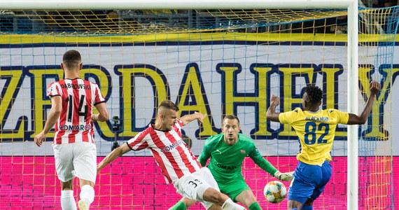 Piłkarze Cracovii zremisowali na wyjeździe z słowackim DAC 1904 Dunajska Streda 1:1 (1:1) w pierwszym spotkaniu 1. rundy eliminacyjnej Ligi Europy. Rewanż rozegrany zostanie za tydzień w Krakowie.
